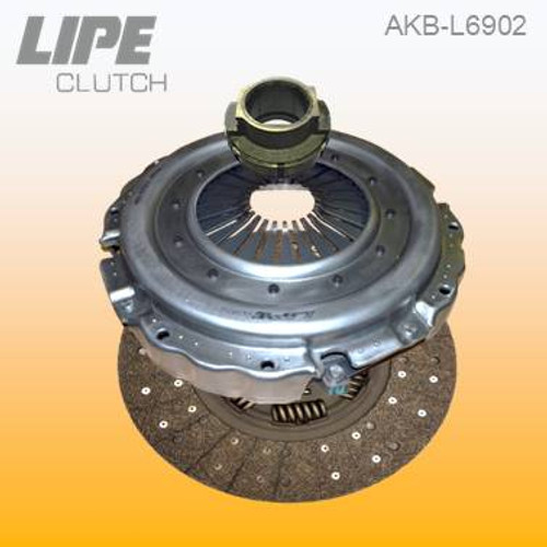 395mm Clutch Kit for Iveco Eurocargo IV trucks. Contact us to check your application details.