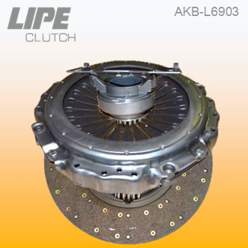 430mm Clutch Kit for Volvo FMX II trucks. Contact us to check your application details.