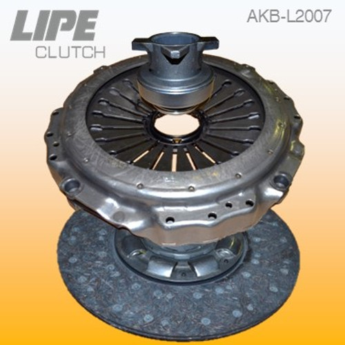 430mm Clutch Kit for MAN F90/F200 trucks. Contact us to check your application details.