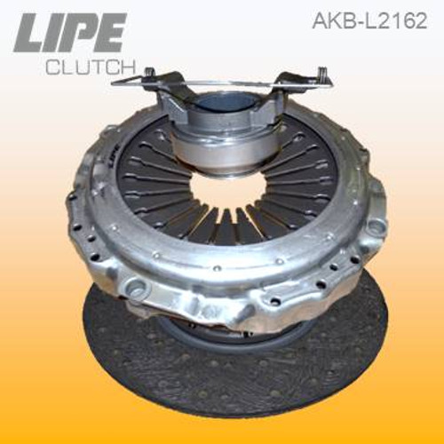 430mm Clutch Kit for Volvo FM7 and FM10 trucks. Contact us to check your application details.