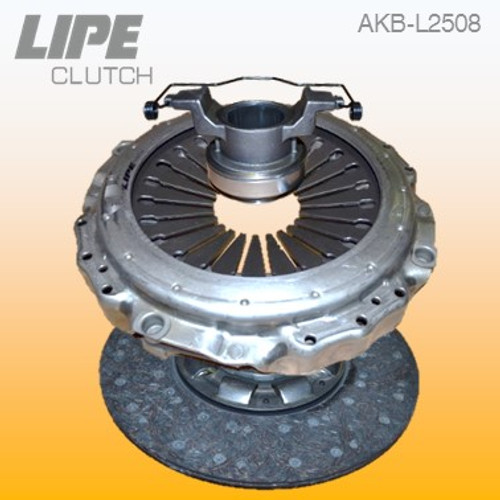430mm Clutch Kit for Volvo FM9 and FM12 trucks. Contact us to check your application details.