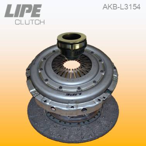 362mm Clutch Kit for Mercedes 800-1500 Series trucks. Contact us to check your application details.