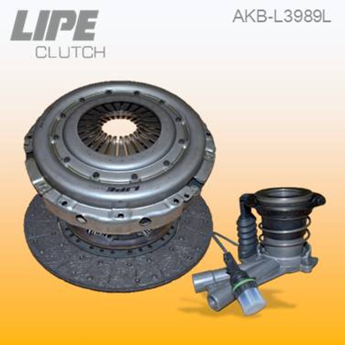 362mm Clutch Kit for Mercedes Atego and Unimog trucks. Contact us to check your application details.