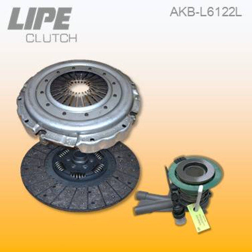 395mm Clutch Kit for Mercedes Atego and Axor trucks. Contact us to check your application details.