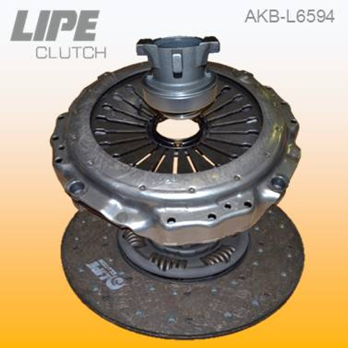 430mm Clutch Kit for Iveco Stralis trucks. Contact us to check your application details.