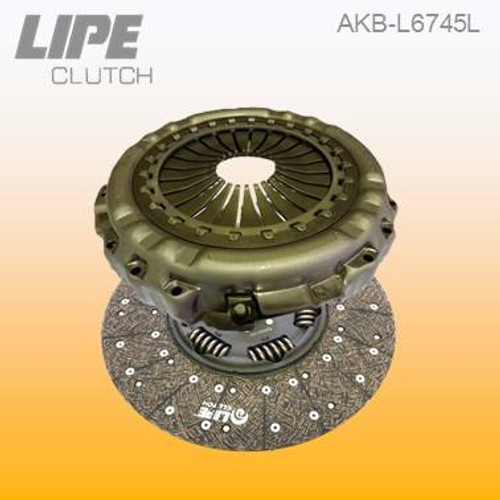 430mm Clutch Kit for Renault C/D-Series/Premium II and Volvo FE II trucks. Contact us to check your application details.