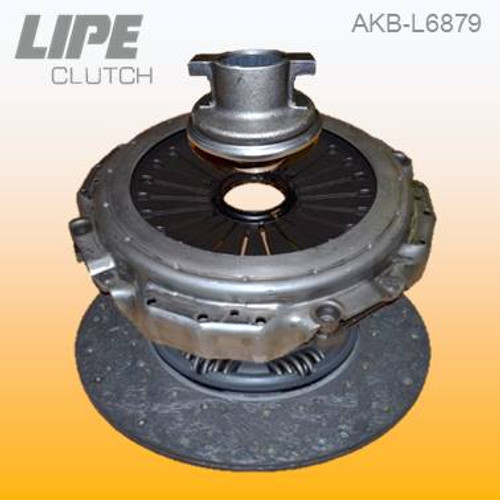 430mm Clutch Kit for Renault Kerax/Magnum trucks. Contact us to check your application details.