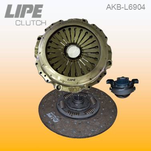 430mm Clutch Kit for Irisbus Arways and Evadys coach. Contact us to check your application details.