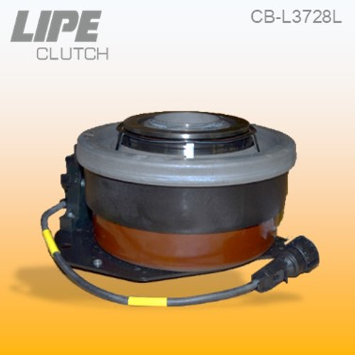 Push type Concentric slave cylinder for Volvo FH/FM/FMX and Renault Kerax/Magnum and Premium II trucks.