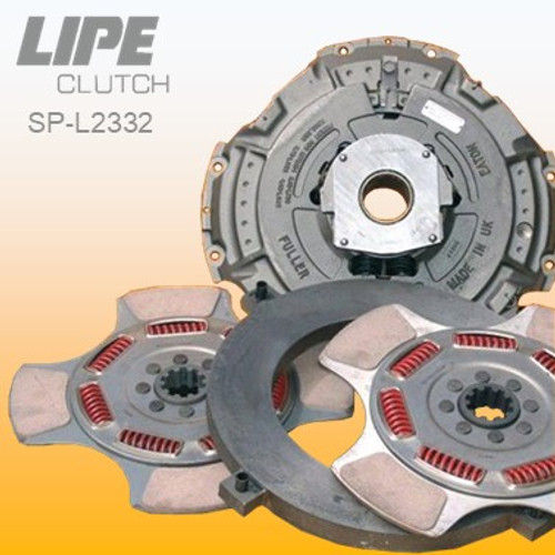 380mm / 15 inch Clutch Kit for Foden and Seddon Atkinson trucks