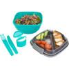 Decor Go 6 Piece Salad Set 1.8L - Assorted