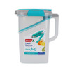 Decor Fresh Seal Clips Water Infuser Jug 2.4L