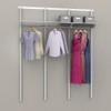 elfa Wardrobe Starter Kit 2000mm - White