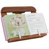 Davis & Waddell Acacia Wood Recipe Book Holder
