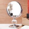 Large Pedestal 'Bling' Mirror 5x Magnification
