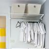 elfa Custom Shelf and Hanging Rail