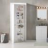 elfa Bathroom Behind the Door Solution