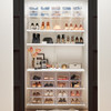 elfa Custom Shoe Library Solution - White