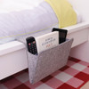 Bedside Felt Pocket Caddy - Grey