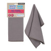 White Magic Eco Cloth Tea Towel - Charcoal