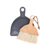 White Magic Eco Basics Mini Dustpan & Brush Set