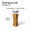 OXO POP 2.0 Container Small Square Tall 2.1L
