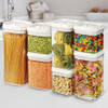 Felli Flip-Tite Food Storage Container Square Tall - 2.4L