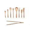 IconChef Acacia Wood Teaspoon