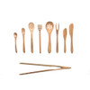 IconChef Acacia Wood Slotted Spoon