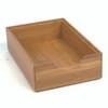 Howards Bamboo Stackable Drawer Organiser - Rectangle