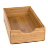 Howards Bamboo Stackable Drawer Organiser - Narrow