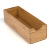 Howards Bamboo Stackable Drawer Organiser - 23 x 7.8 x 6.4cm