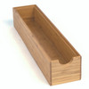 Howards Bamboo Stackable Drawer Organiser - 38.2 x 7.8 x 6.4cm