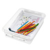SmartStore Home 14 Storage Box with Lid 8L - Clear