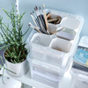SmartStore Insert 15 Organiser 1 Compartment - White