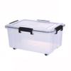 Super Seal Storage Box with Wheels 50L