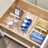 iDesign Crisp Fridge & Pantry Deep Bin with Internal Handle
