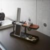 Tower Desk Organiser Tray - Black