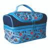 Avanti Yum Yum Double Decker Lunch Bag - Blue