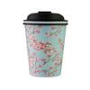 Avanti Go Cup Double Wall Insulated Travel Mug 280ml - Cherry Blossom
