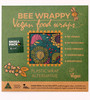 Bee Wrappy Vegan Food Wraps 2 Pack - Small