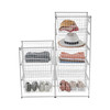Howards Essentials 3-Runner Drawer Frame with 3 Wire Drawers