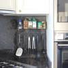 White Magic Stainless Steel i-Hook Kitchen Shelf