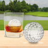 Tovolo Set of 3 Golf Ball Ice Moulds