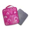 Fridge To Go Medium Insulated Lunch Bag - Rainbow
