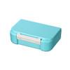 Felli Foody 2 Compartment Bento Snack Box - Blue