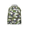Sachi Insulated Backpack - Camo Green