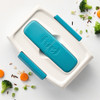 Fuel Food To Go Lunch Box - Blue