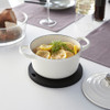Tower Round Silicone Trivet