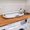 Collapse-A Hip Hugger Laundry Basket